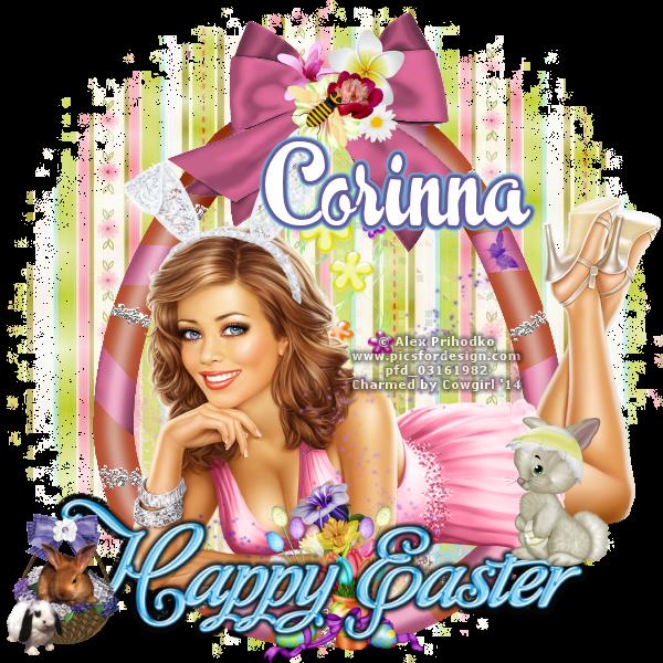Corinna Happy Easter  14