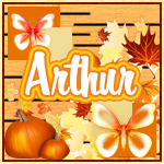 Arthur Pumpkin Fairy AV  14