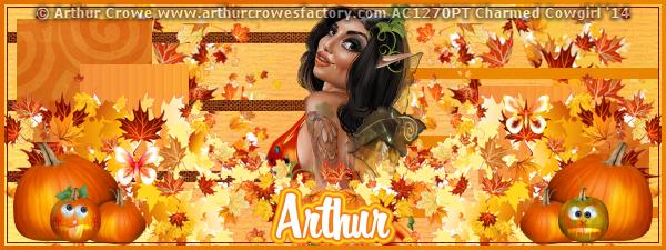 Arthur Pumpkin Fairy Banner  14