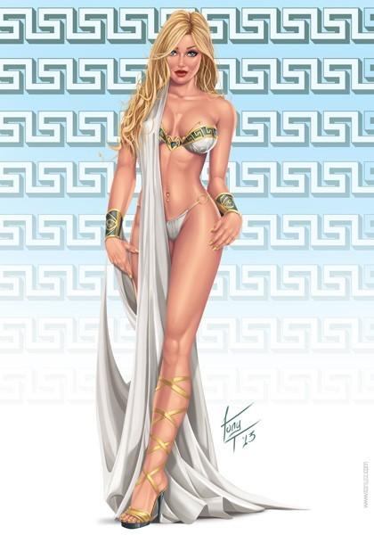 Aphrodite jpg poster-600x600