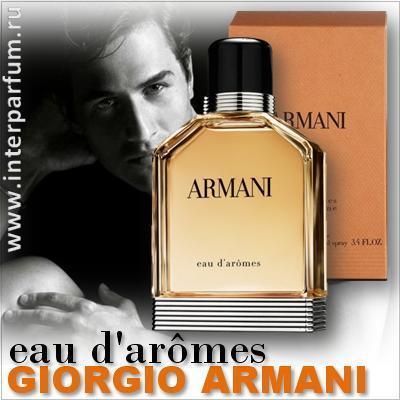 armani eau de aromes pour homme 1