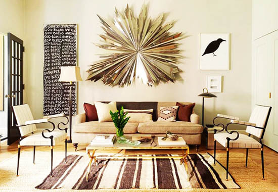 Modern Mexican Interior Decor