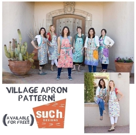 village apron