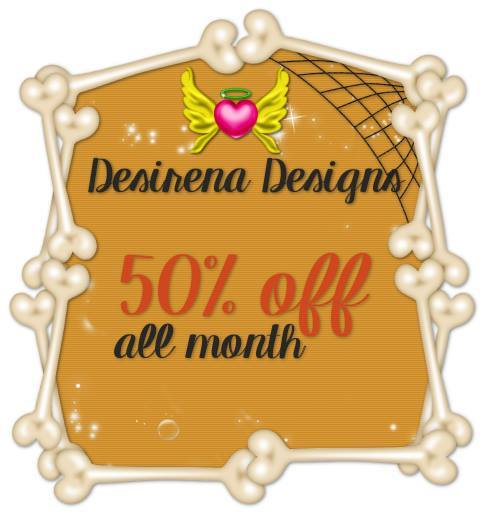 Desirena September sales