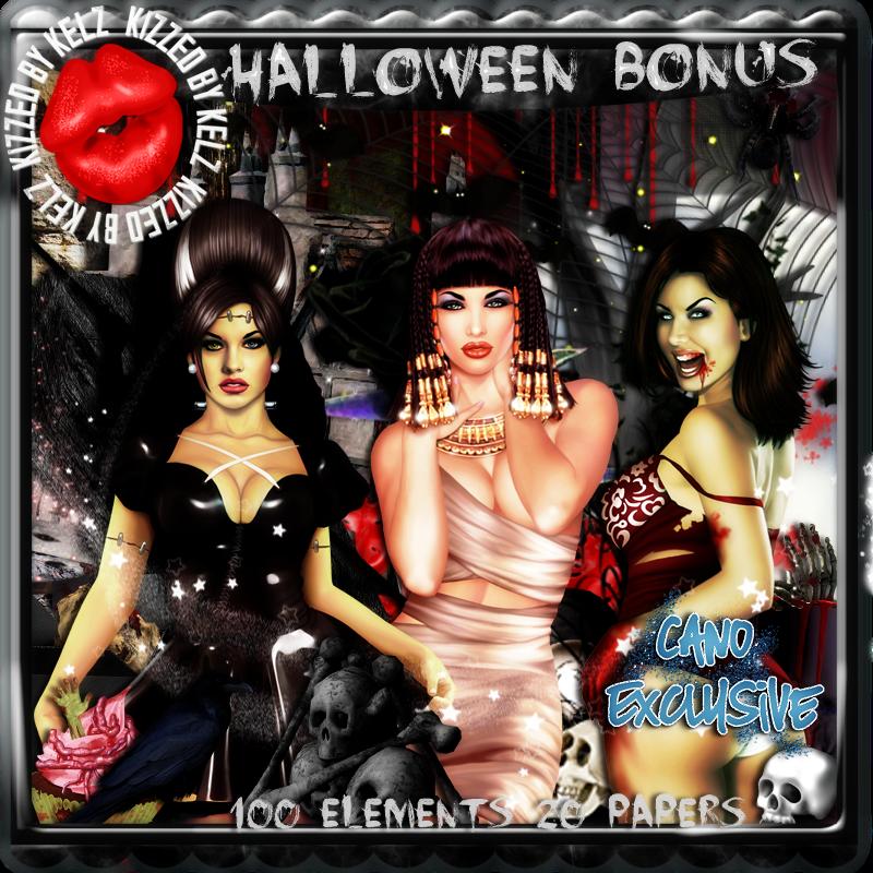 HalloweenBonus KITPV
