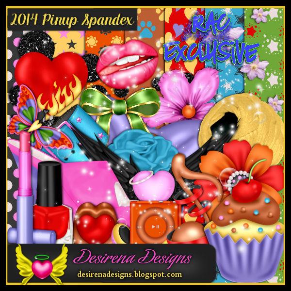 2014PinupSpandex PV2