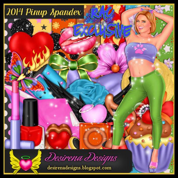 2014PinupSpandex PV