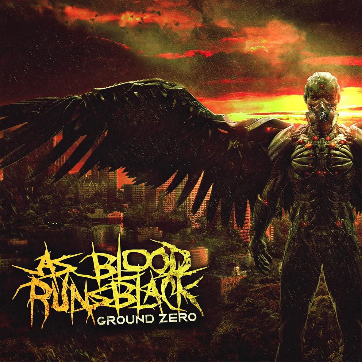 as blood runs black artwork