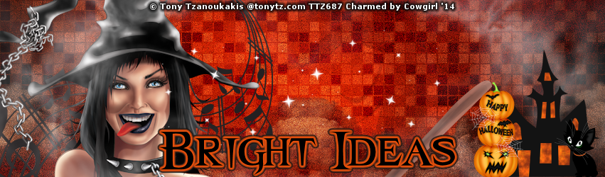 Bright Idea s Rockin Halloween Banner  14