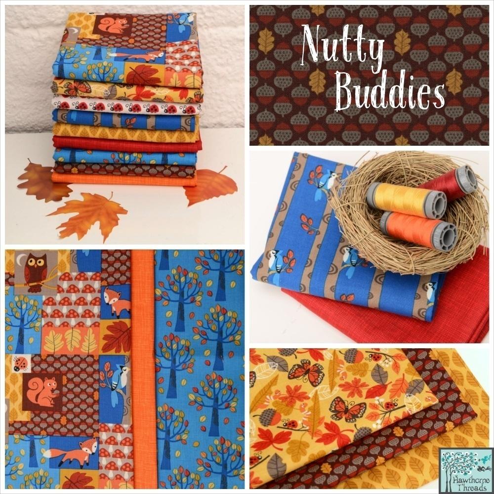 Nutty Buddies Poster