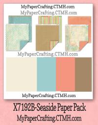 seaside paper pack-200