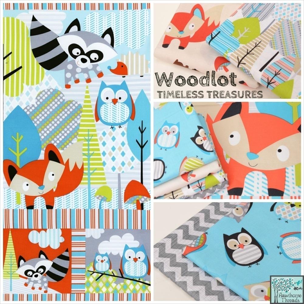 Woodlot Poster