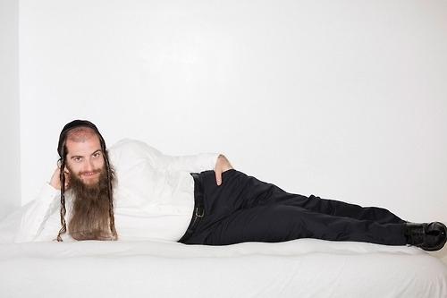 Orthodox Jewish model