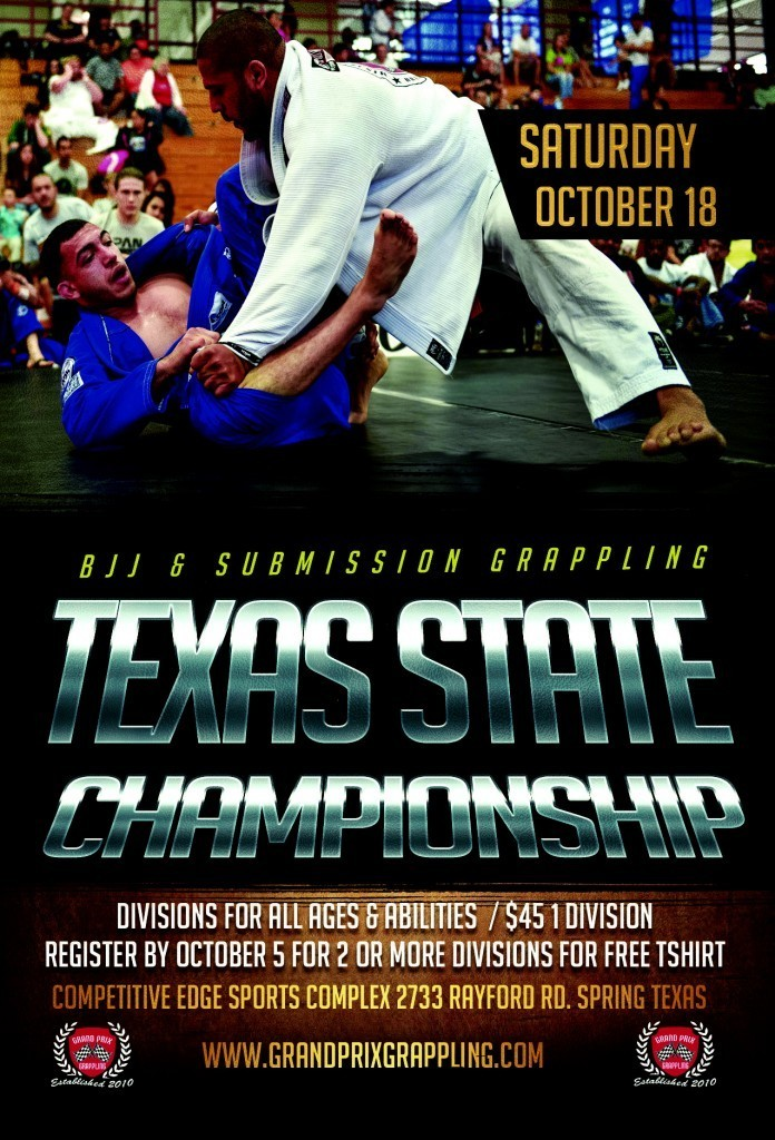 Jiu Jitsu Tournament-Houston Tx