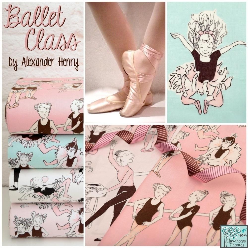 Ballet Class Poster 2