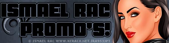 Ismael Rac Promo Banner