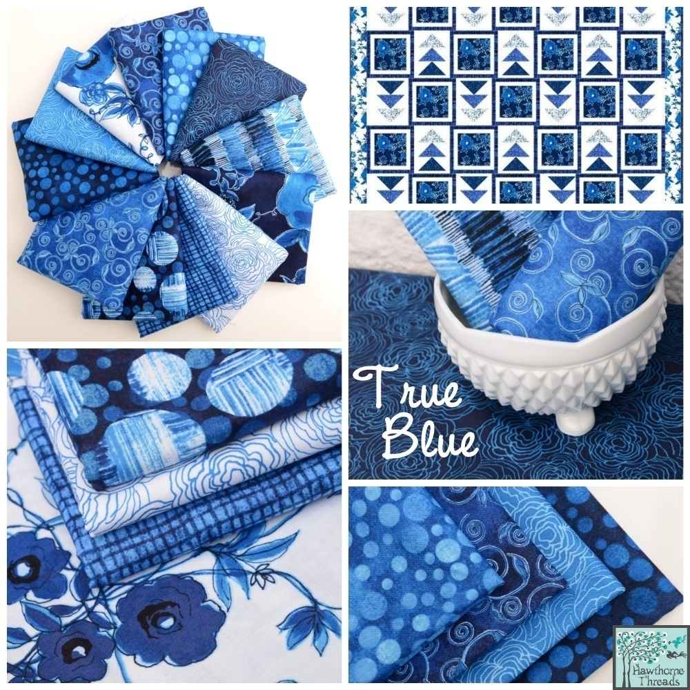 True Blue Poster