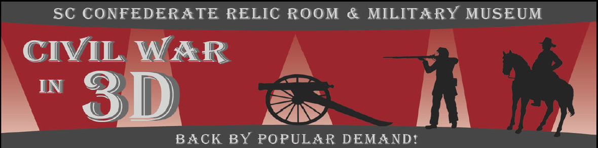 Confederate Relic Room 3D ad