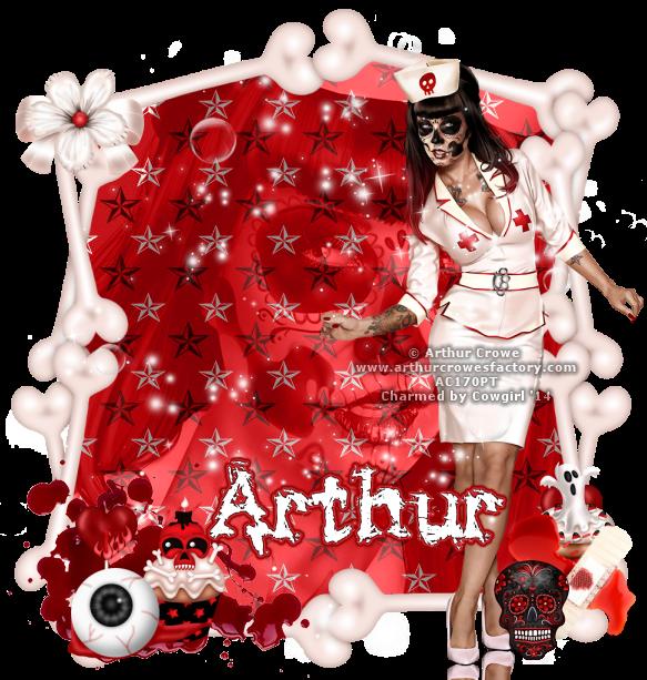Arthur Skull Nurse  14