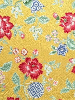 Floral Fabric 26734-005