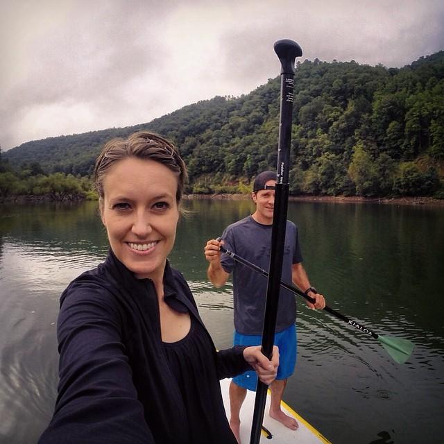 paddleboardingonfontana