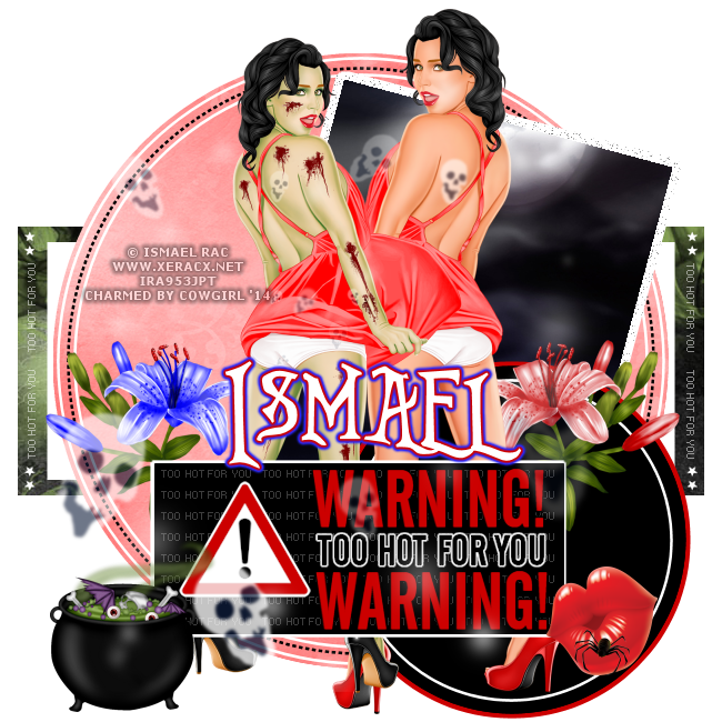 ISMAEL WARNING TOO HOT  14