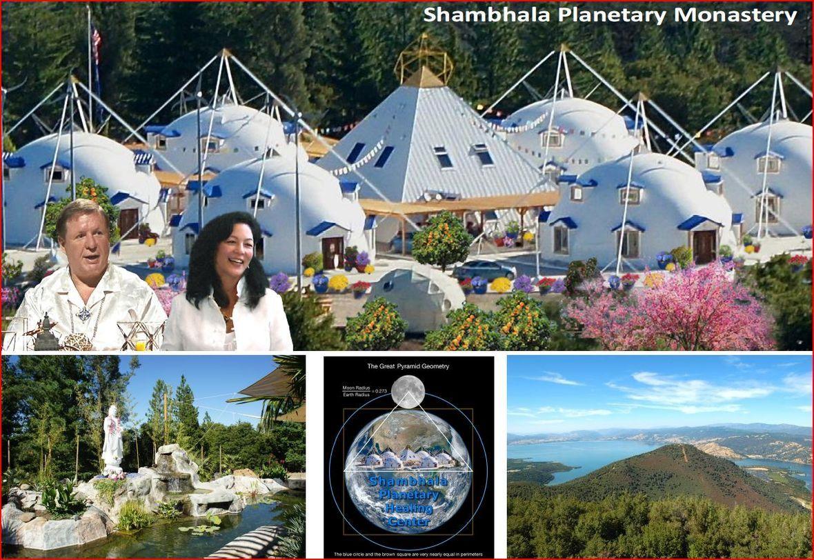 Shambhala Monastery