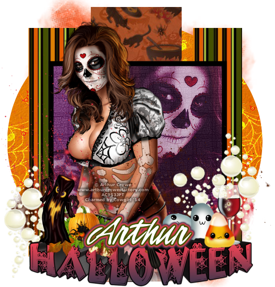 ARTHUR Halloween  14