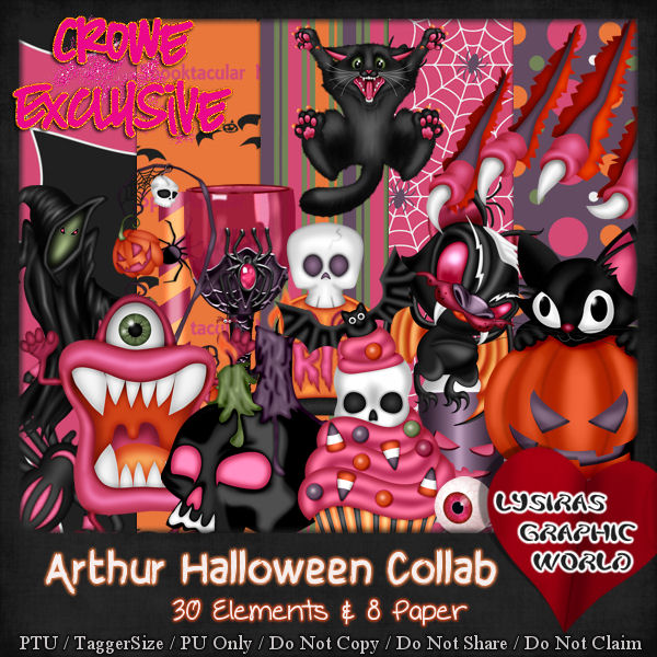 AC HalloweenCollab Preview