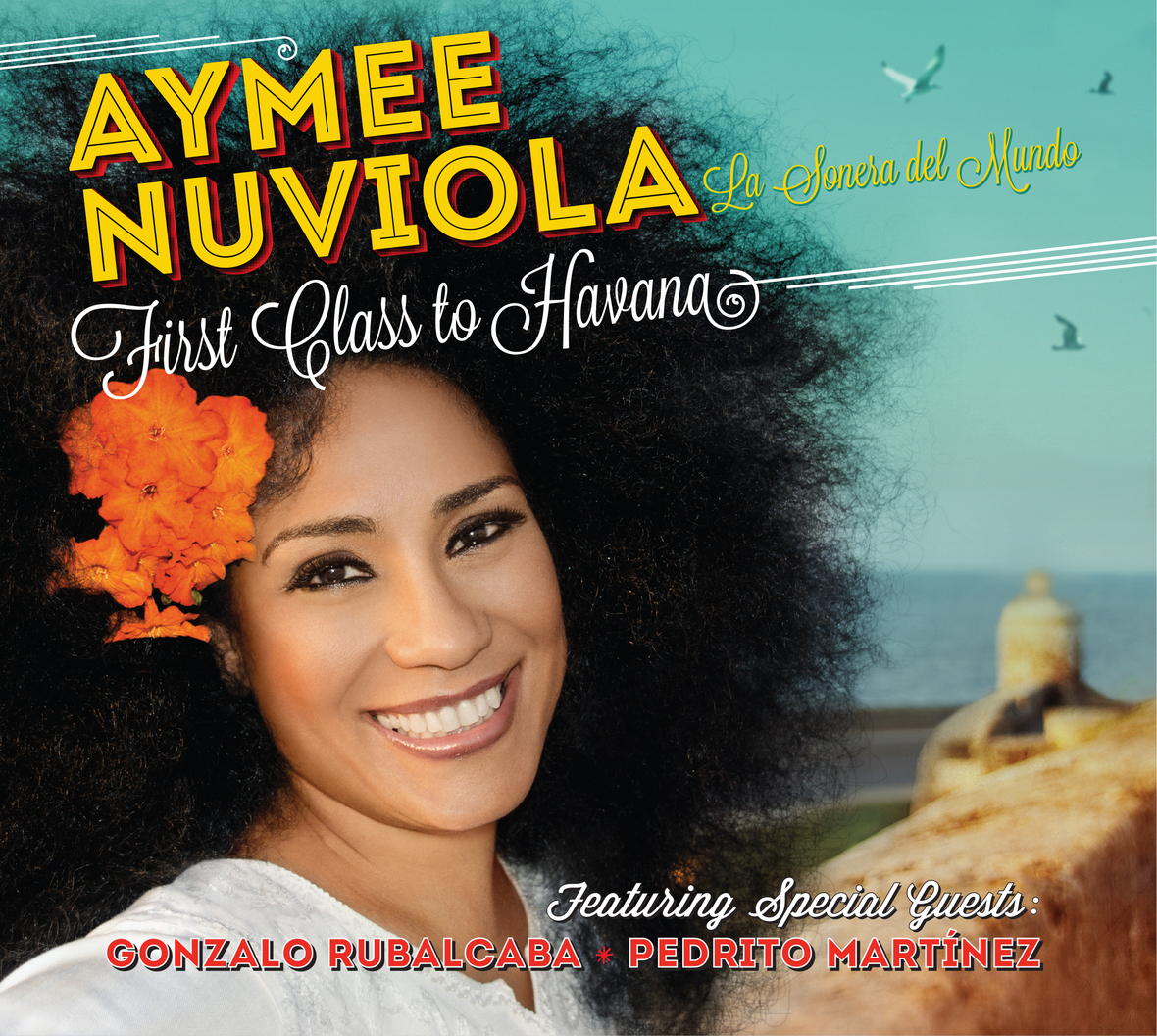 FIRST CLASS TO HAVANA COVER