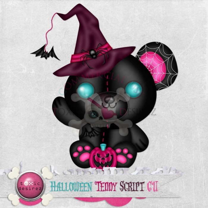 ToxicDesirez-HalloweenTeddy-Script-Preview-700x700
