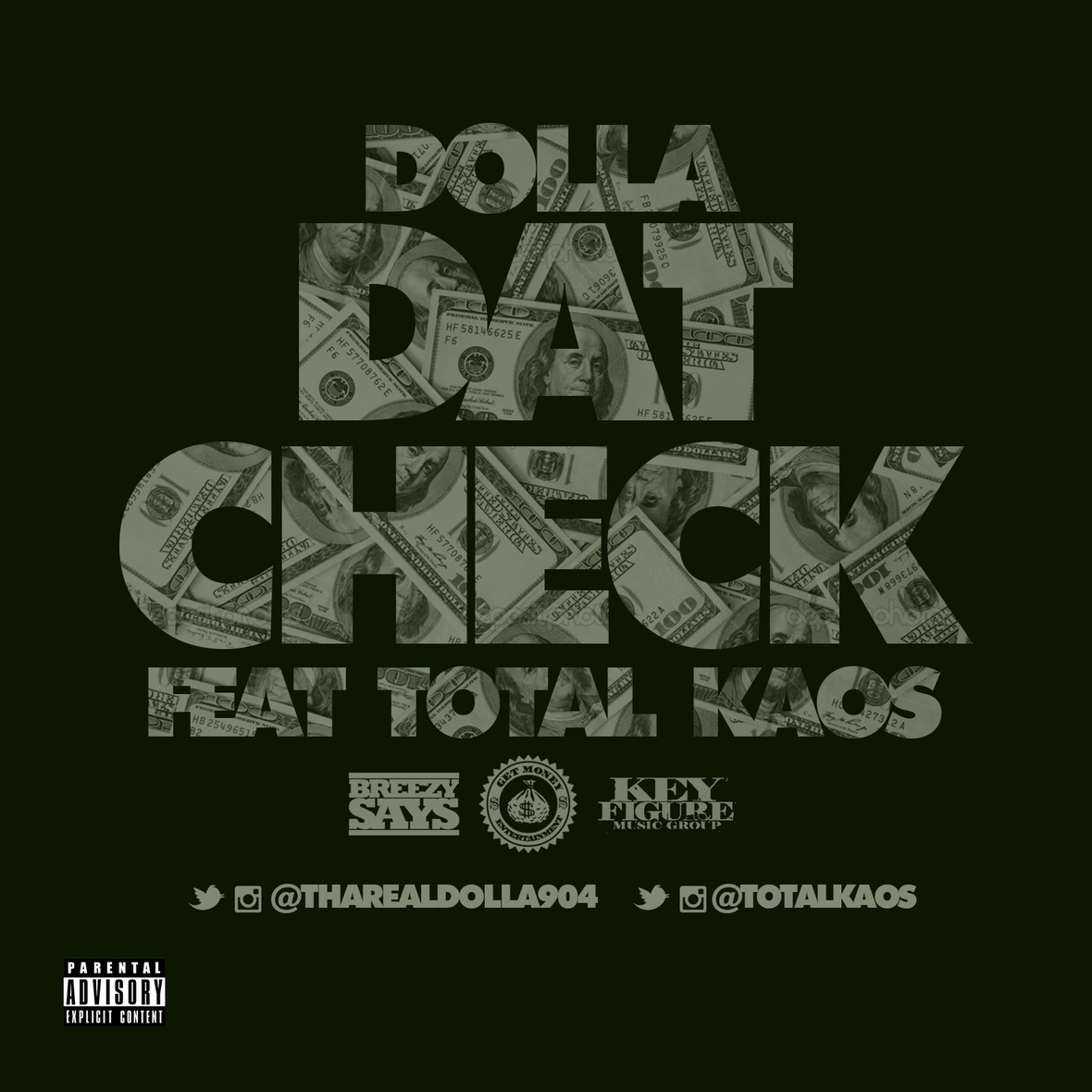 Dolla t Total Kaos - Dat Check