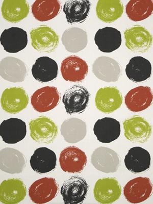 Brushed Dot - Poppy