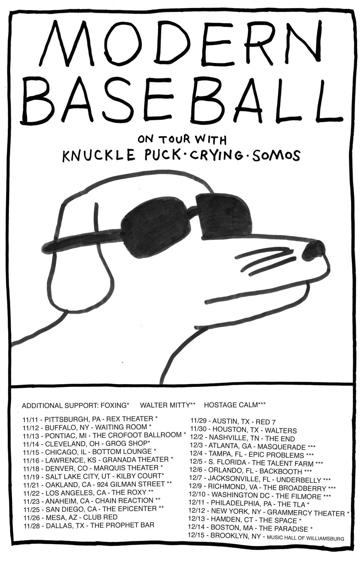 knuckle puck mod baseball tour admat