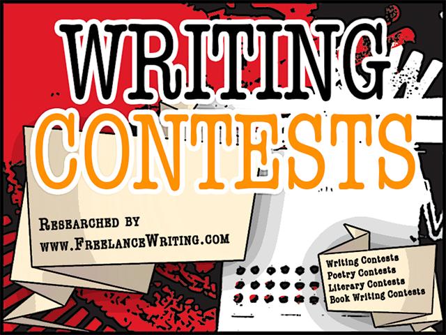 writing contests 2018 no entry fee