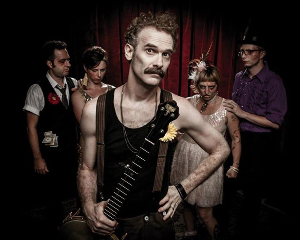 Curtis Ellers American Circus pic