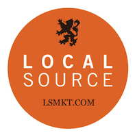 Local Source Logo Website