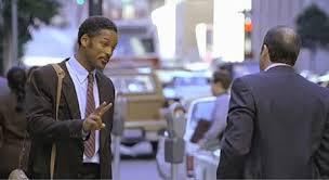 pursuit of happyness real