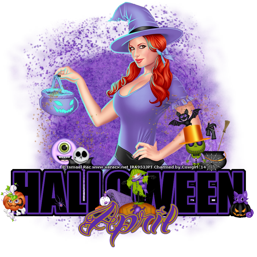 April Halloween Sweets  14