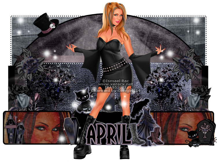 April Dark Shadow s Attitude  14