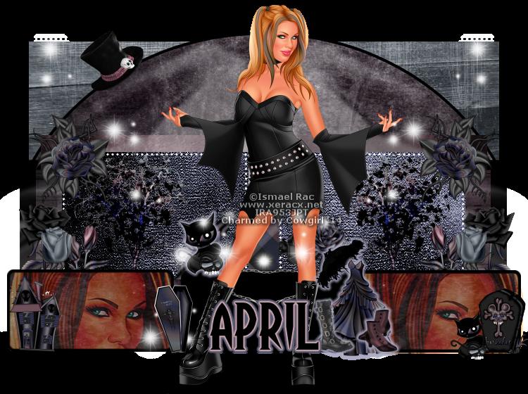 April Dark Shadow s Attitude  14