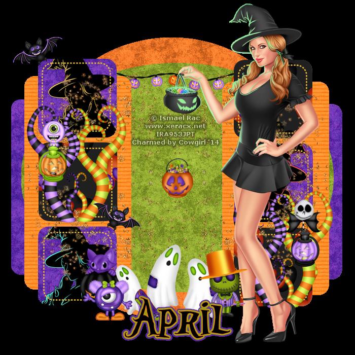 April Shanda Halloween Sweets  14