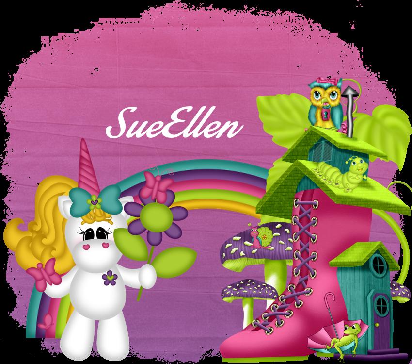 SueEllen SPRING CREATURES  14