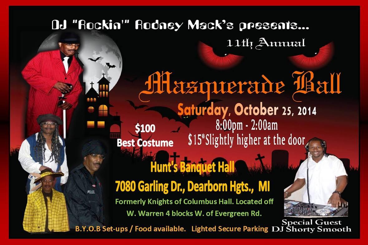 Mack Masquerade 2014