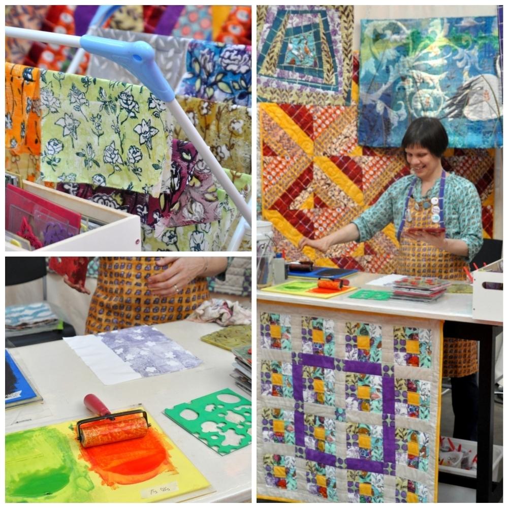 quilt market demo