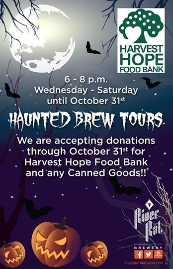 Haunted Brew Tours