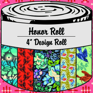 2513 honor roll 4 inch design roll bundle