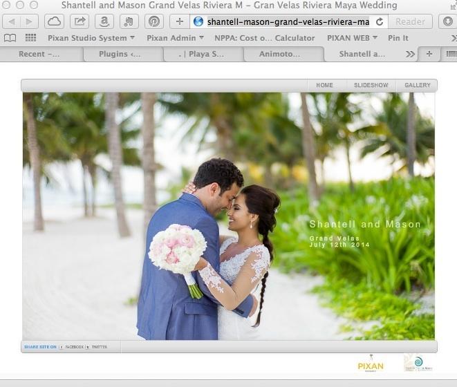 Grand Velas - RM - Wedding - minisite
