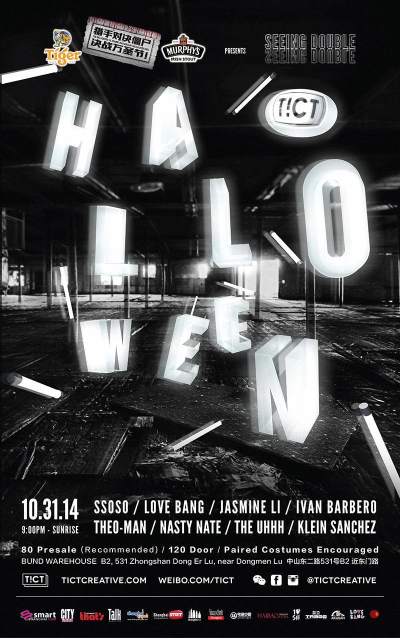TICT Halloween2014 poster-01