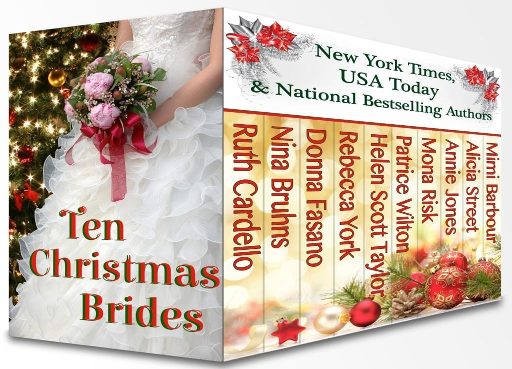 TEN CHRISTMAS BRIDES s